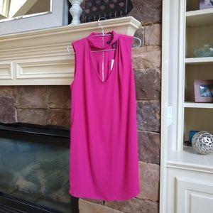 NWT WHBM pink dress size 10